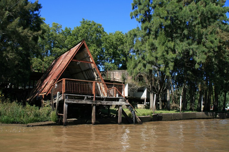 Live out your Tom Sawyer fantasy in Tigre
