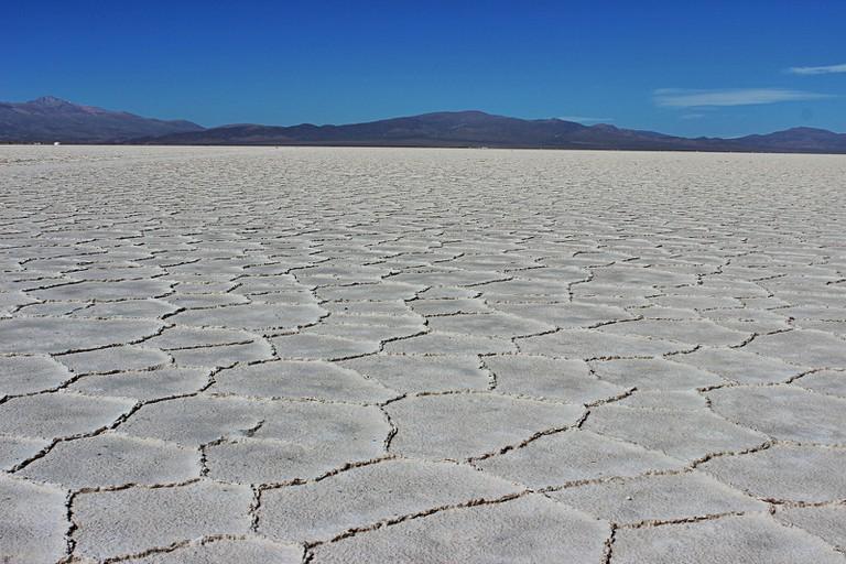 Salty scenes in Salta