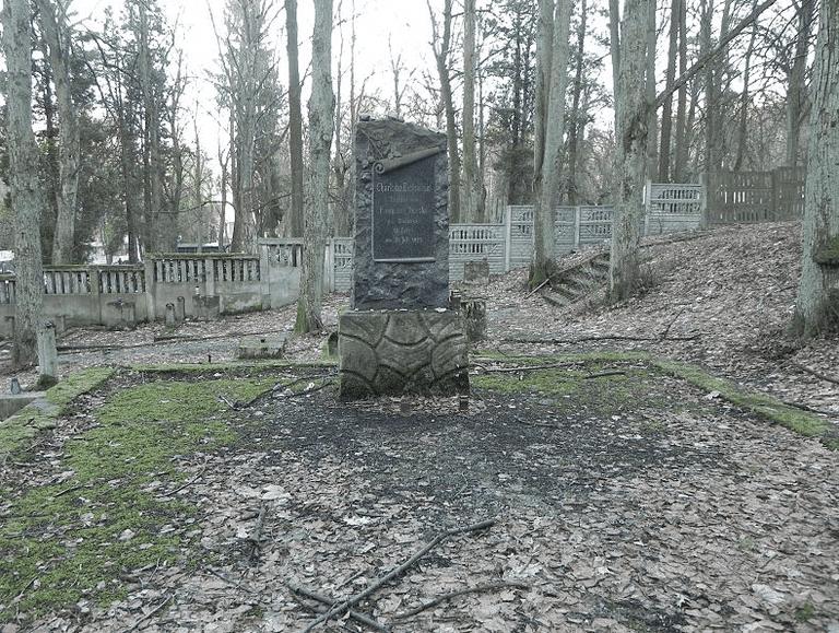 Jewish Cemetery, Sopot