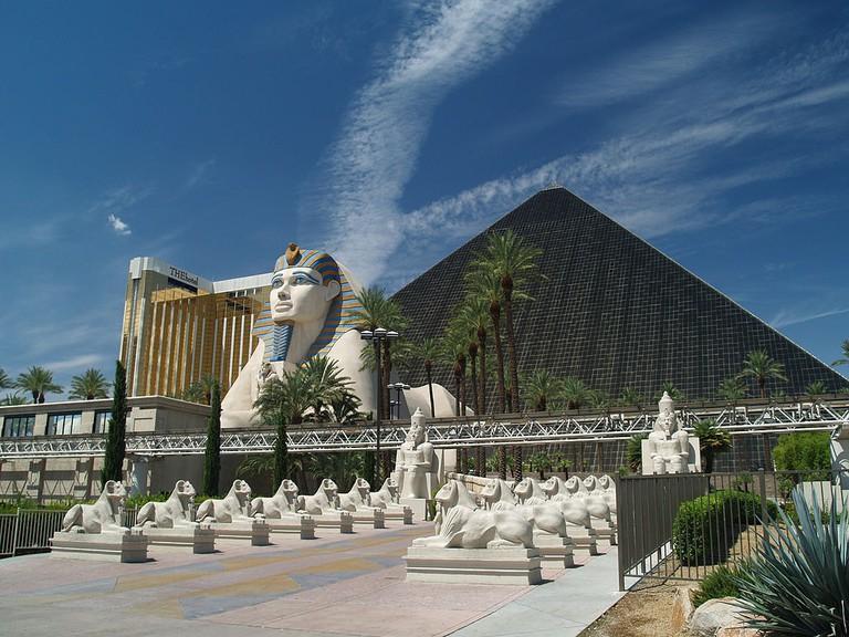 Luxor's Sphinx