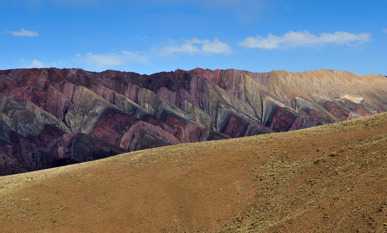 Argentina's indigenous populations live near these incredible rock formations
