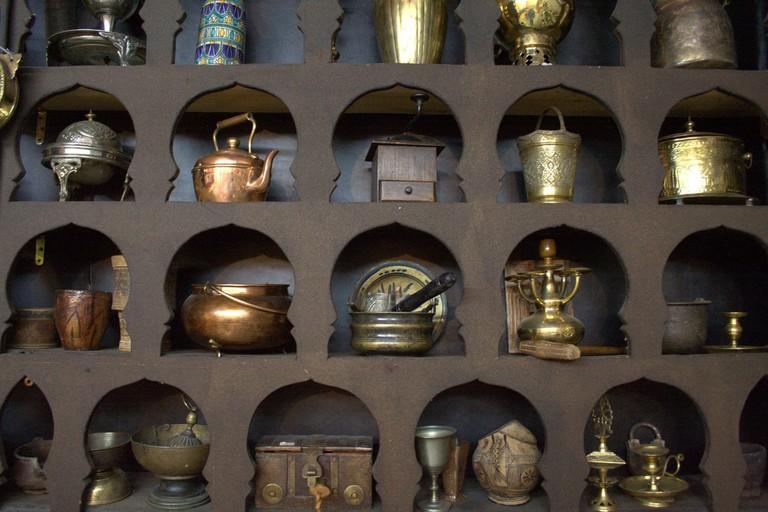 Metal wares