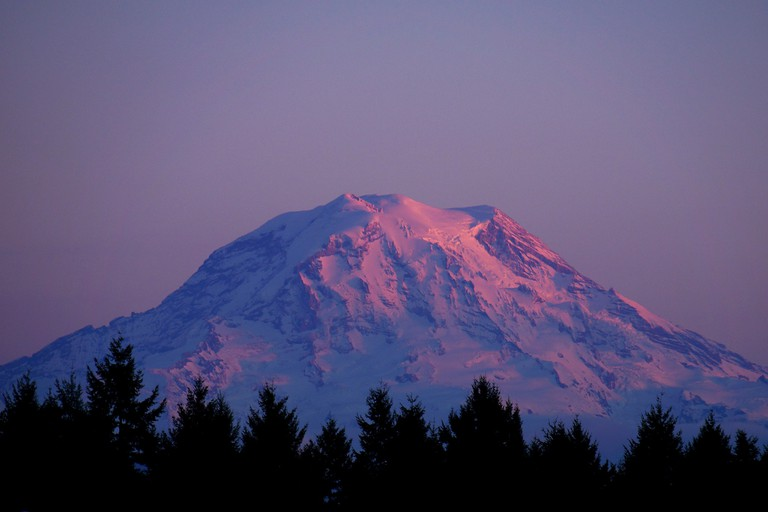 Mt. Rainier | © JOHNNY LAI / Flickr