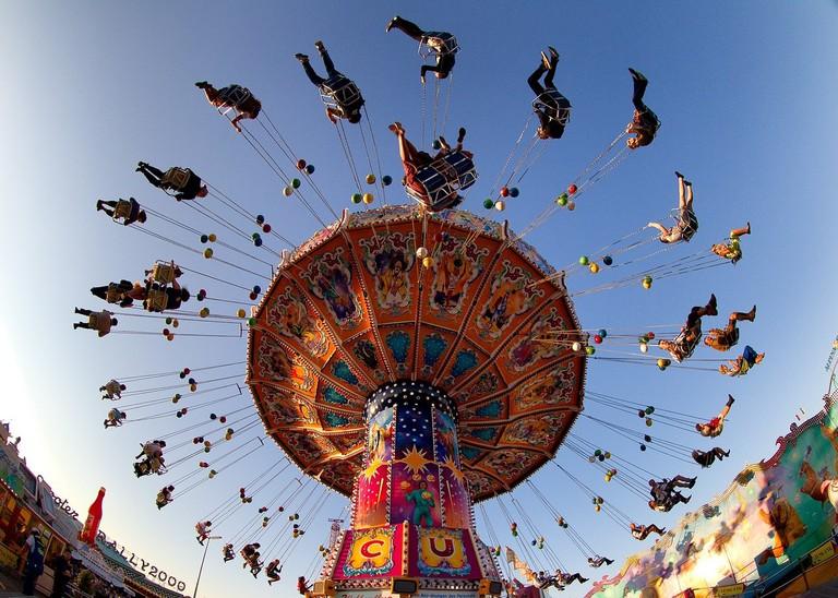 The Munich carousel