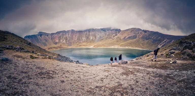 Nevado de Toluca / flickr