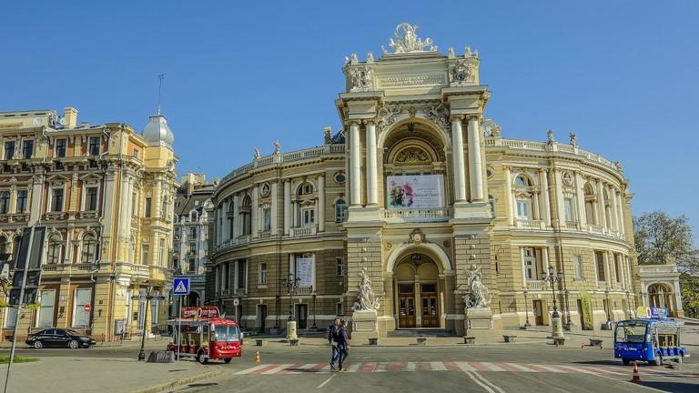 Odessa Opera and Ballet Theater