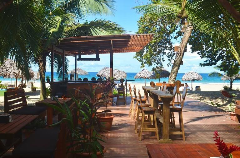 Palmar Beach Lodge, Red Frog Beach, Panama