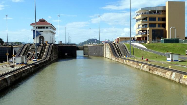 Miraflores Locks, Panama City I