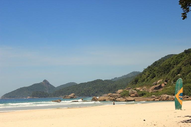 Lopes Mendes beach | © Carlos Barbosa Ribeiro / WikiCommons