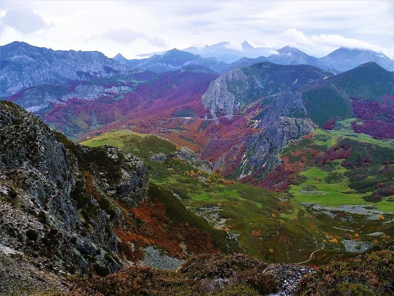 Parque Natural de Redes, Asturias, Spain | ©AnaisGoepner / wikimedia Commons