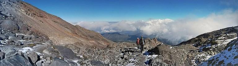 Pico de Orizaba / flickr