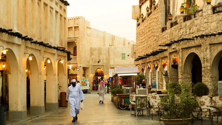 Shop till you drop at Souq Waqif