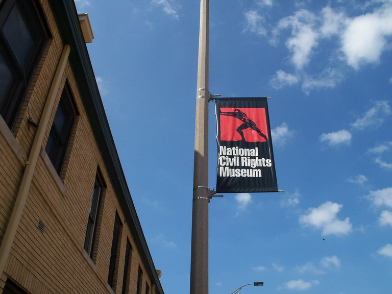 National Civil Rights Museum / (c) Skychi Travels / Flickr