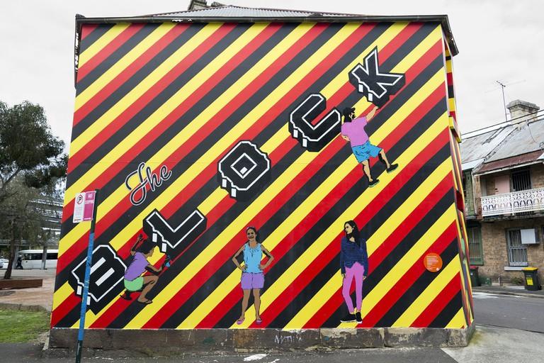 Redfern mural | © JAM Project/Flickr