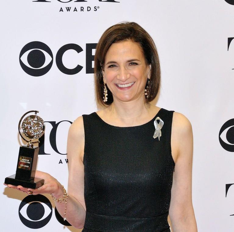 Natasha Katz after the 70th Annual Tony Awards