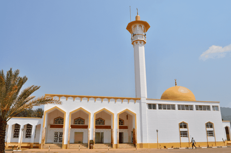 Gaddafi Mosque in Kigali | Courtesy of Leah Feiger