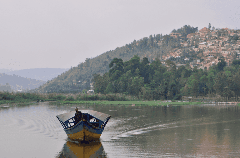 Boat rides in Kigali | © Courtesy of Leah Feiger
