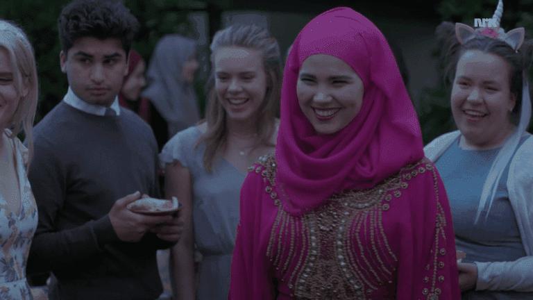 Sana (SKAM Season 4), Courtesy of NRK