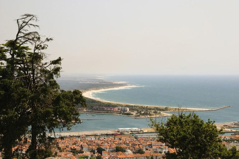 The view to Viana Do Castelo | © dinozzaver/Shutterstock