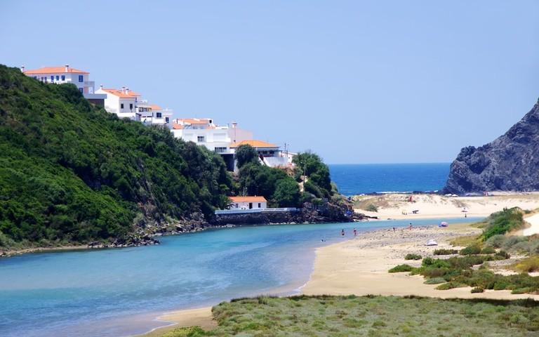 Odeceixe beach in Aljezur | © inacio pires/Shutterstock