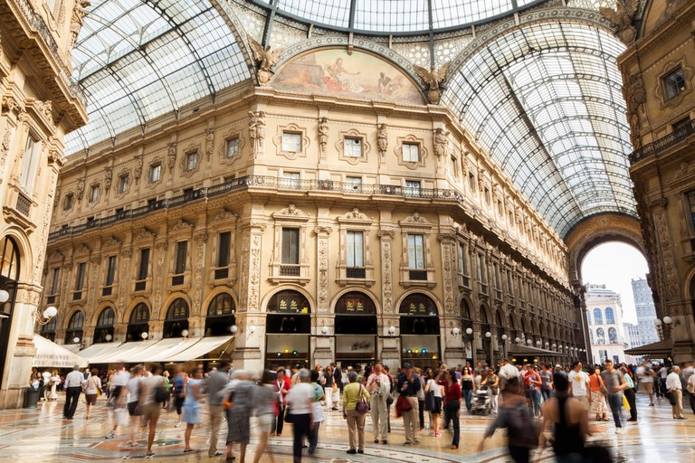 Shopping in Milano | © Oscity/Shutterstock