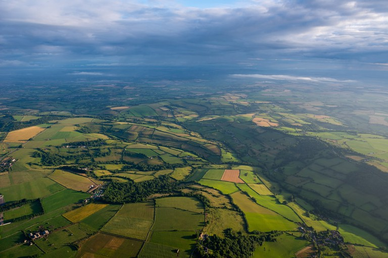 Somerset countryside | © stocker1970/Shutterstock