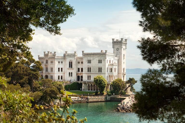 Miramare castle, Trieste, Italy | © JRP Studio/Shutterstock