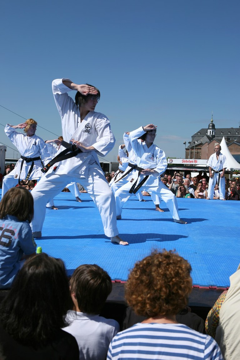 Japan Day in Dusseldorf, Germany | © Ralf Herschbach/Shutterstock