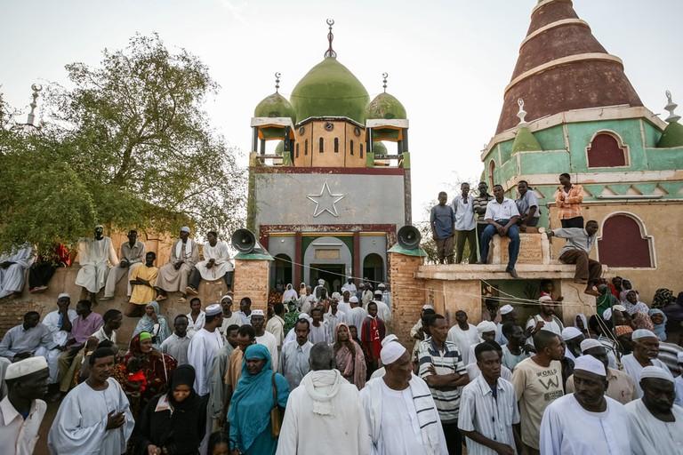 Religious gathering in Khartoum, Sudan | © martchan/Shutterstock