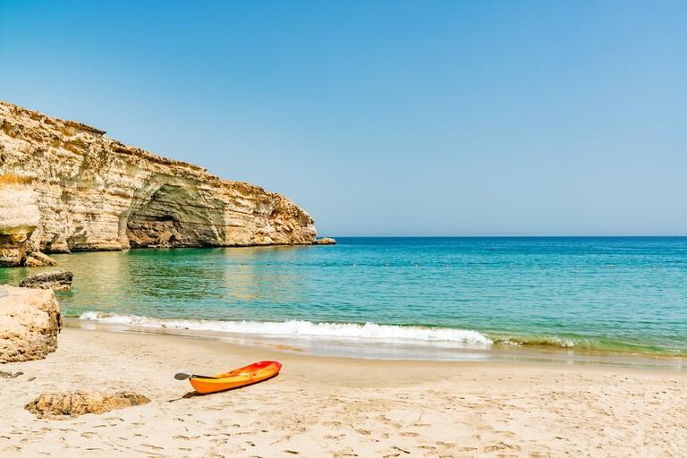 Bandar Jissa in Oman   © Richard Yoshida/Shutterstock