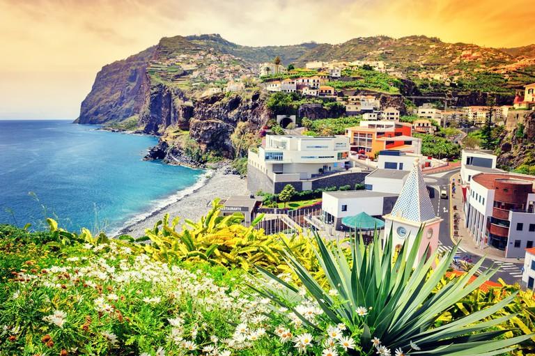 Camara de Lobos on Madeira Island, Portugal | © symbiot/Shutterstock
