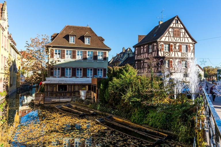 Old Town of Colmar, France, in the Autumn | © Oscity/Shutterstock