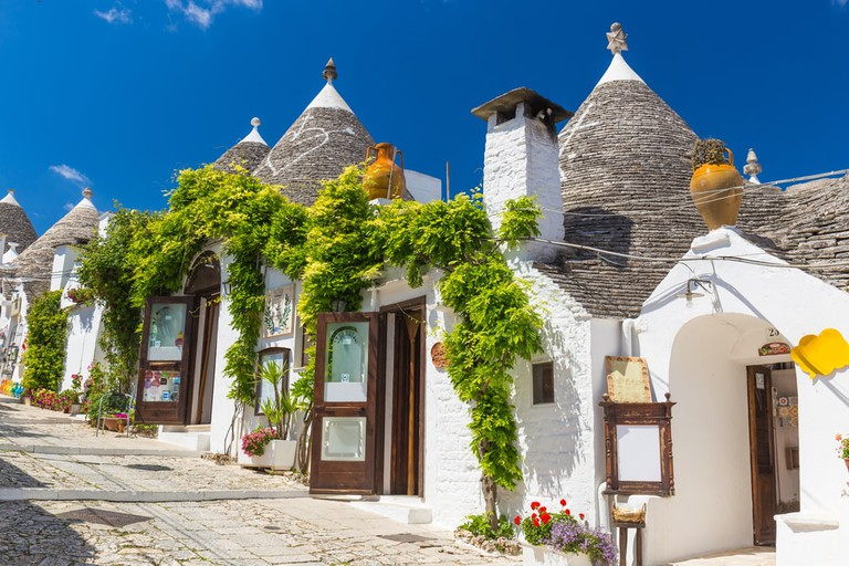 Beautiful town of Alberobello, Italy | © Josef Skacel/Shutterstock