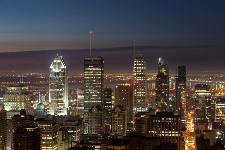 Montreal Summer Skyline | © FOTOimage Montreal/Shutterstock