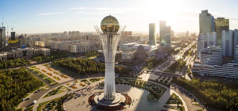 Astana, Kazakhstan | © alpinrage/Shutterstock