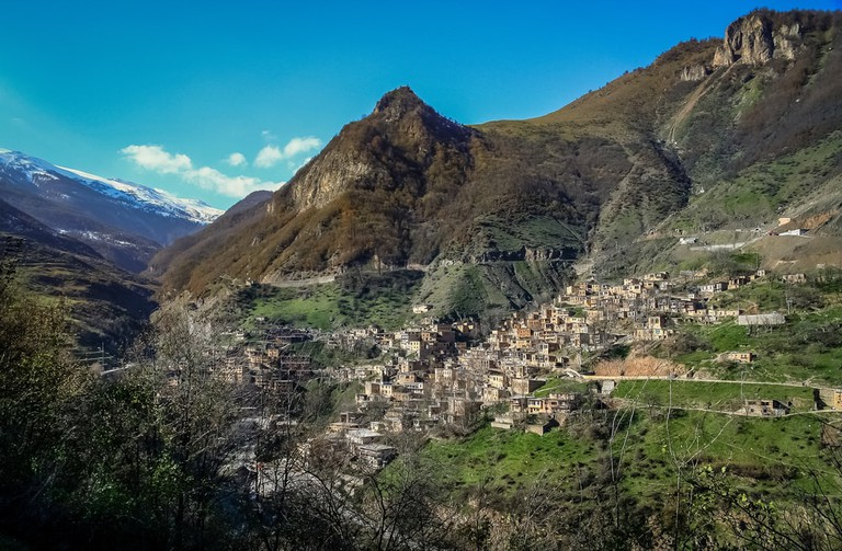 Mountain village of Masuleh, Iran | © aaabbbccc/Shutterstock