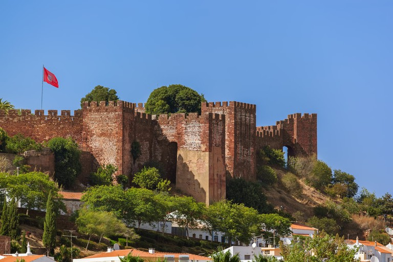 Silves Castle in the Algarve, Portugal | © Tatiana Popova/Shutterstock