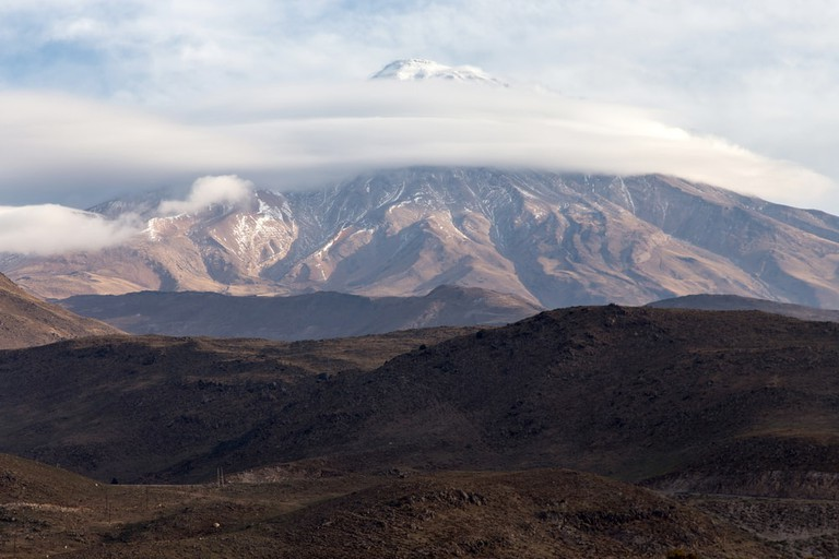 Mount Damavand, the highest peak in Iran | © Udompeter/Shutterstock