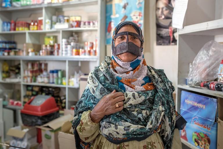 Bandari woman in Iran | © Alexander Mazurkevich/Shutterstock