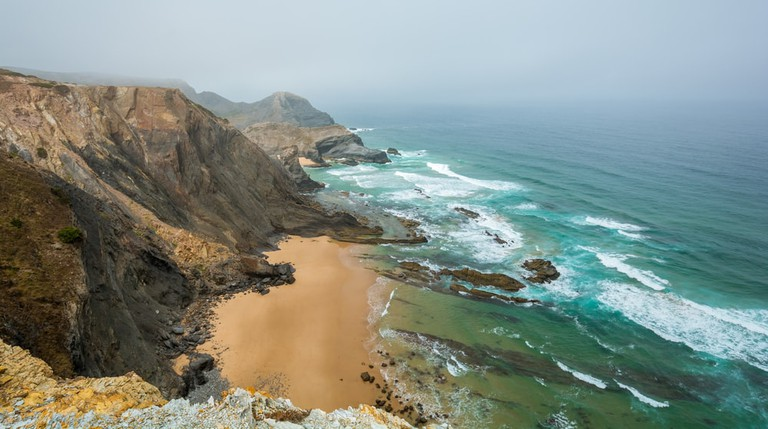 Foggy morning in Costa Vicentina, Portugal | © Stefano_Valeri/Shutterstock