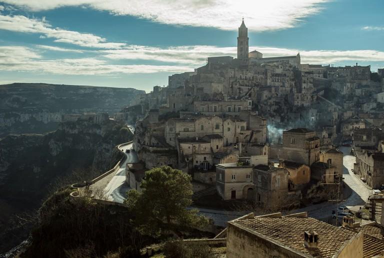 Matera, Italy   © Vaida Vir/Shutterstock