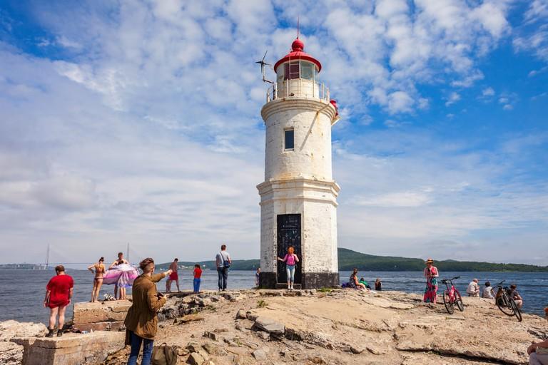 Vladivostok lighthouse