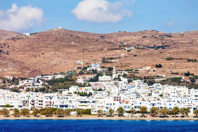 Island of Tinos, Greece