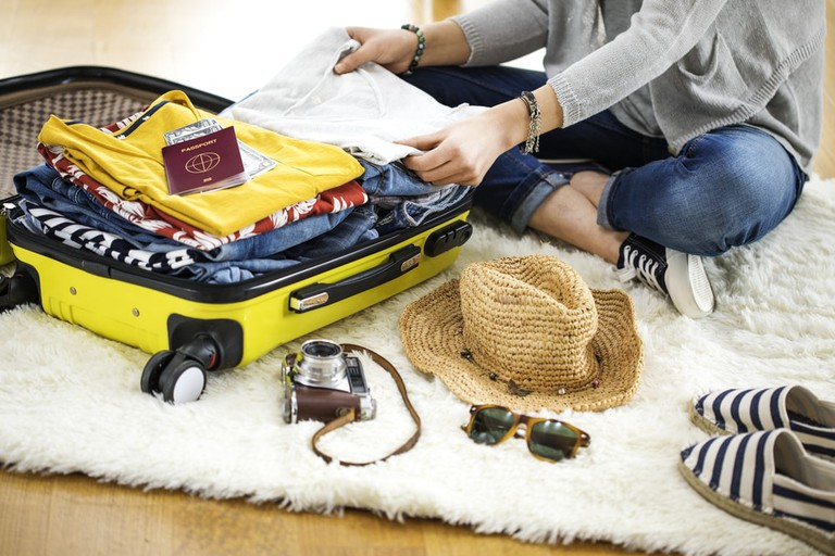 Pack smart, travel smart