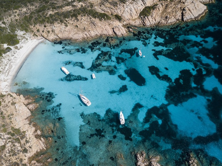 Mortorio island in Sardinia, Italy | © Travel Wild/Shutterstock