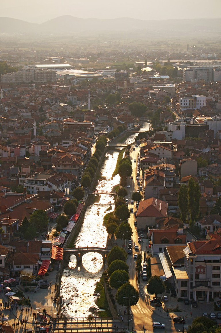 View over Prizren in Kosovo | © Yuliy Vasilev/Shutterstock