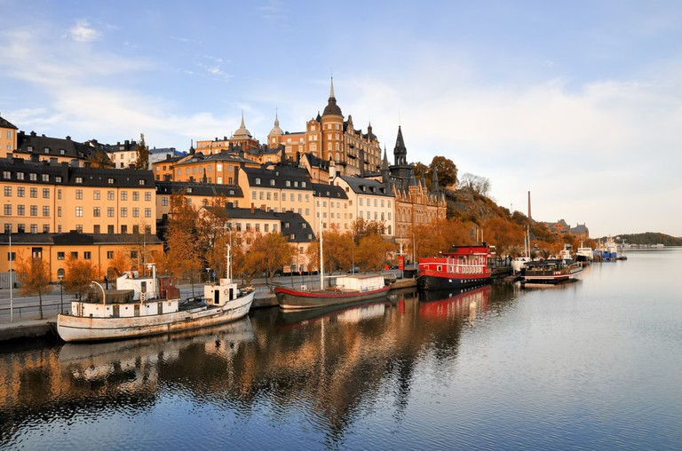 Early autumn morning in Stockholm | © a40757/Shutterstock