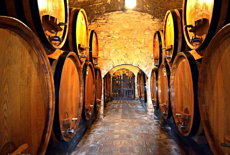 Winery in Tuscany, Italy | © Simona Bottone/Shutterstock
