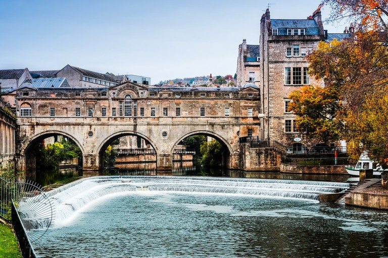 Pulteney Bridge, Bath | © MY stock/Shutterstock