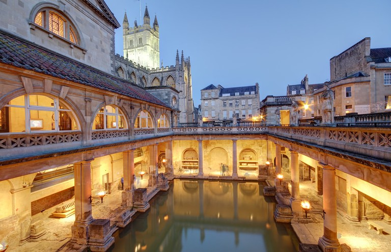 Roman Baths | © Ollie Taylor/Shutterstock